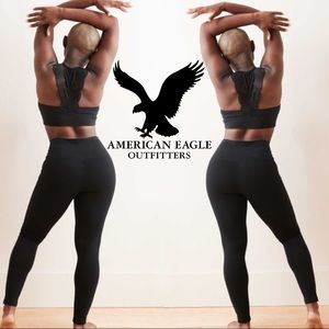 AMERICAN EAGLE High Waist Leggings